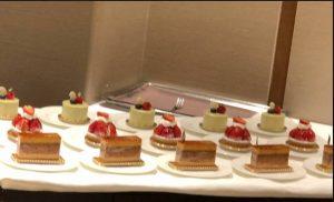 古名屋ホテル和三郎の美味しいケーキ