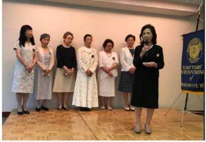 浅沼和栄新会長と新理事会メンバー