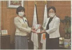 栃木市長 大川秀子様